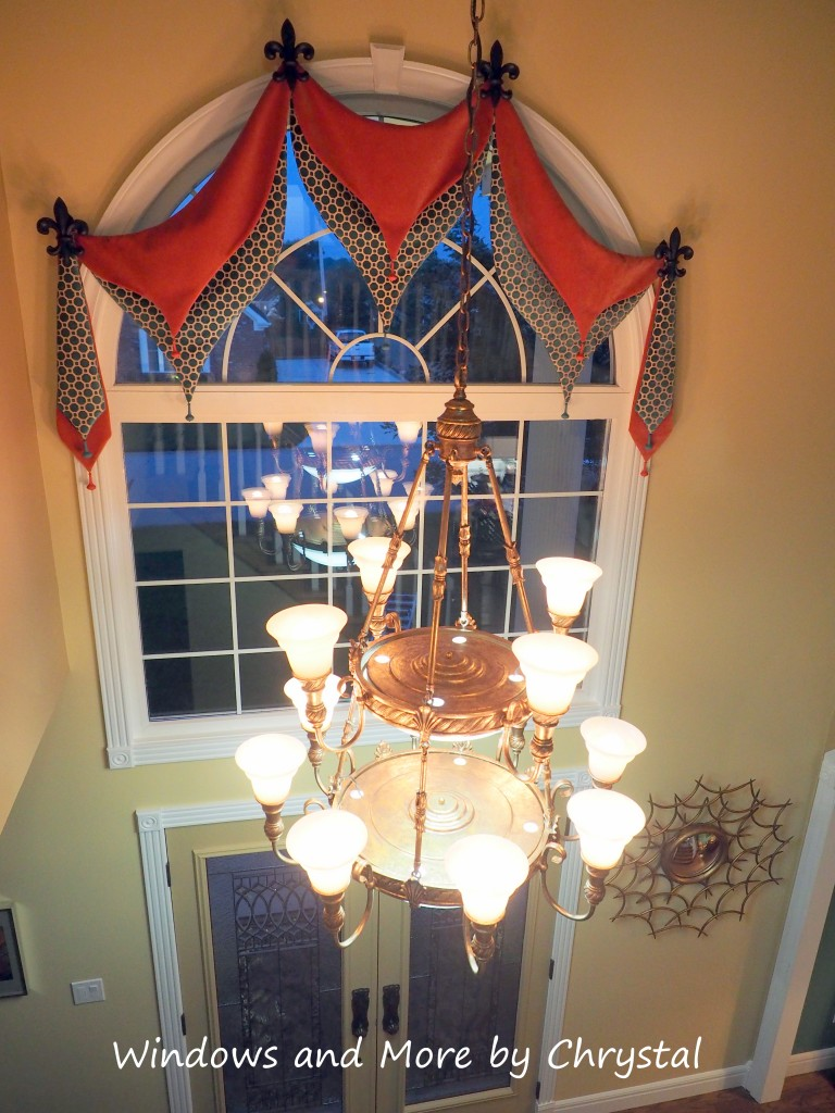 2 Story Foyer Window Solution Windows And More By Chrystal